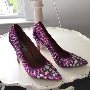 Steve madden sparkle shoes